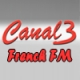 Canal 3 French  FM