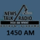 Listen to News Talk WWNT 1450 AM free online radio