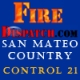 San Mateo Country Fire Scanner - Control 21