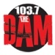 KCFX HD2 The Dam 103.7 FM