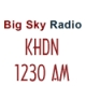 Big Sky Radio KHDN 1230 AM