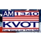 Listen to KVOT 1340 AM free radio online