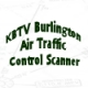 KBTV Burlington Air Traffic Control Scanner