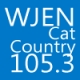 WJEN Cat Country 105.3