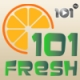 Listen to 101.ru Fresh 101 free radio online