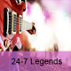Listen to 24-7 Legends free online radio