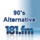 181 FM 90s Alternative
