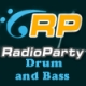 RadioParty Drum and Bass